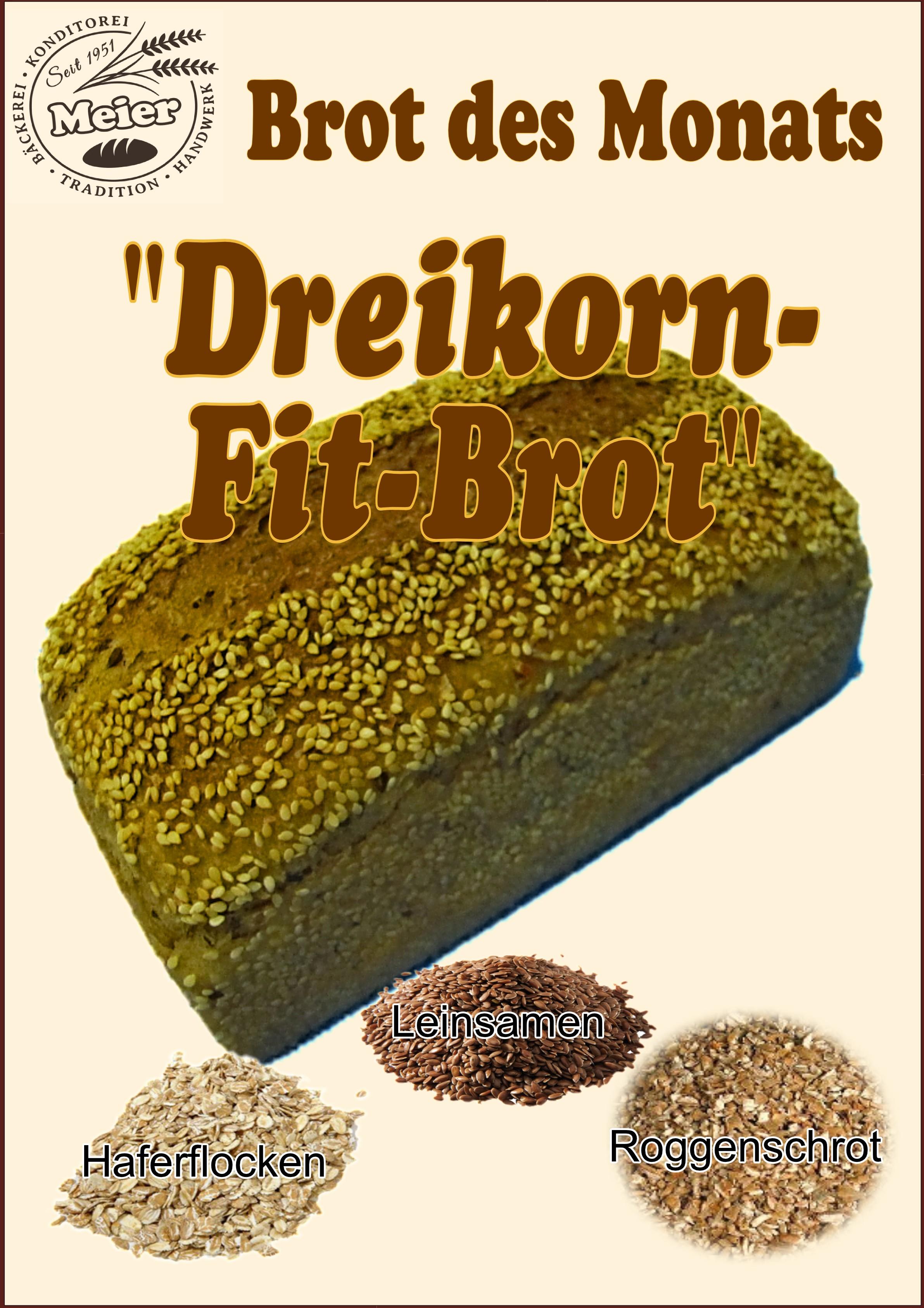 DreikornFitbrot
