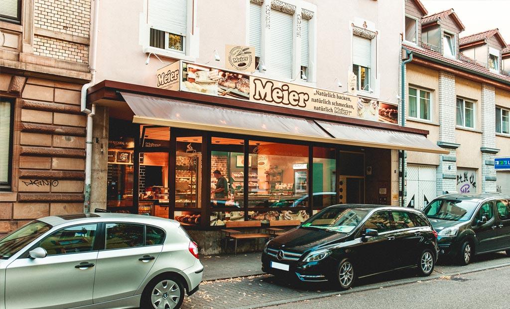 Bäckerei Meier Filiale - Gartenstraße 8