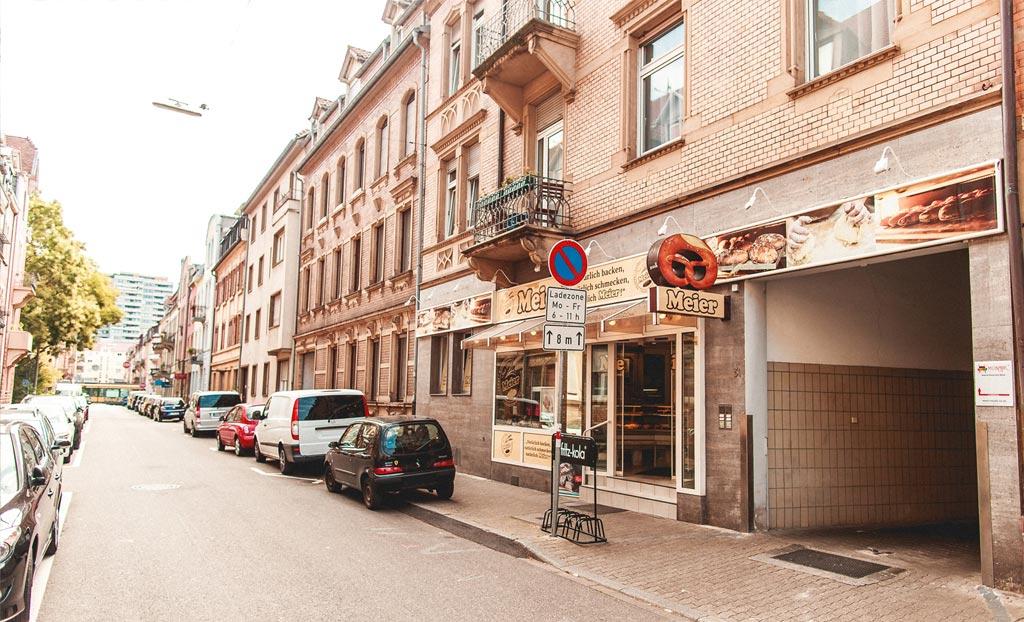 Bäckerei Meier Hauptfiliale - Goethestraße 31
