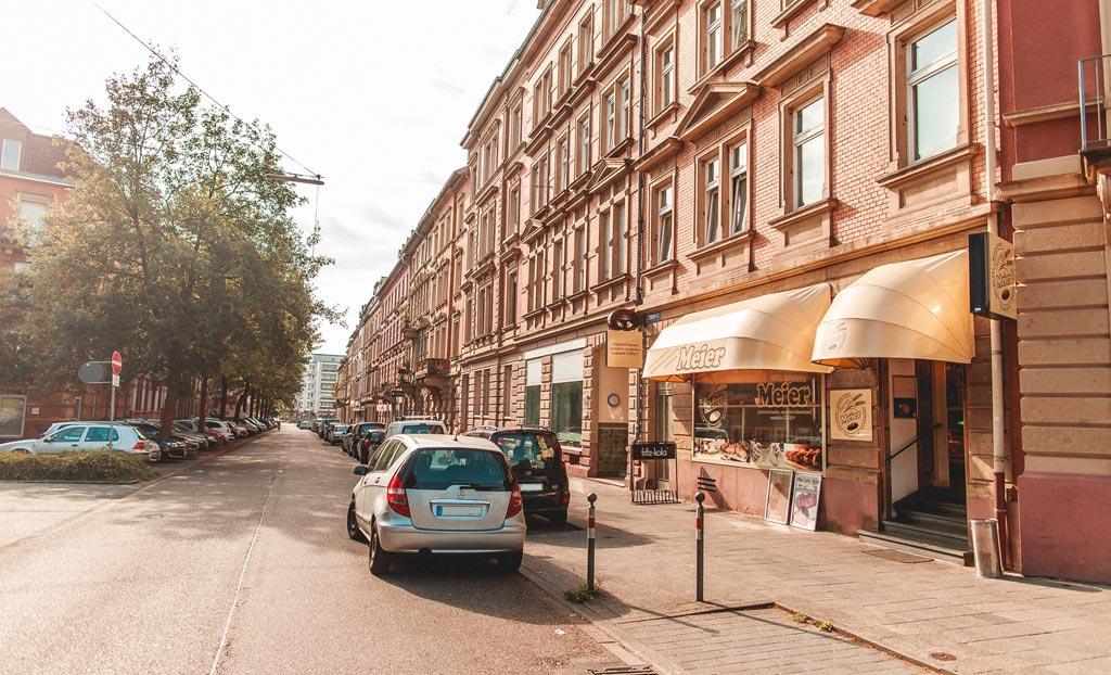 Bäckerei Meier Filiale - Jollystraße 27