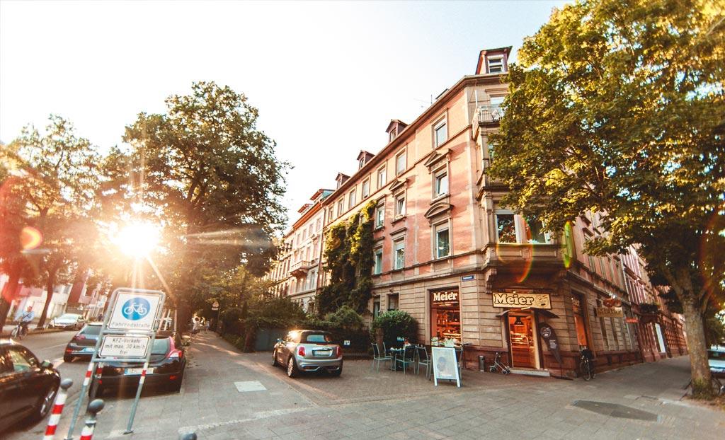 Bäckerei Meier Filiale - Sophienstraße 99